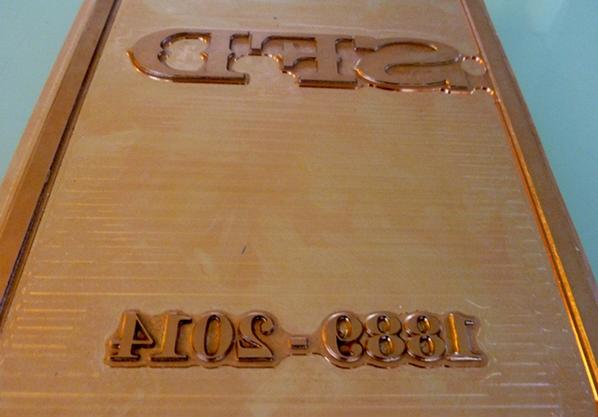 copper dies