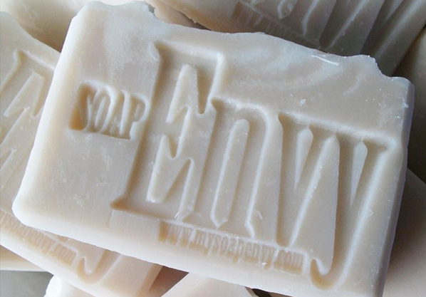 Soap Stamps